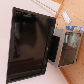 ジャンク品液晶テレビ