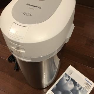 受付終了-家庭用生ごみ処理機 (Panasonic MS-N53)