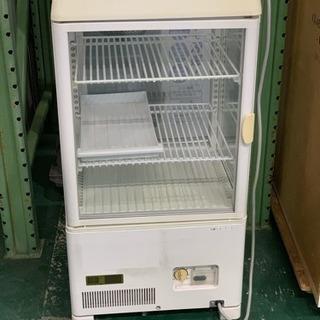 サンデン 冷蔵ショーケース 年式不明 AG-54XBM 67L 中古
