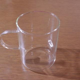 耐熱ガラス カップ 2個