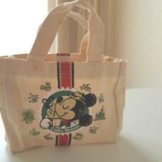 ミッキーの小さいバッグ