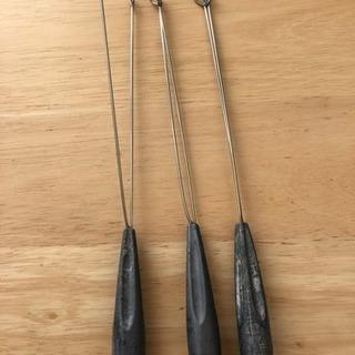 魚釣り オモリ
