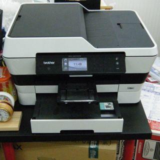 ブラザーのコピー・FAX機(インクジェットプリンター・複合機) 1...