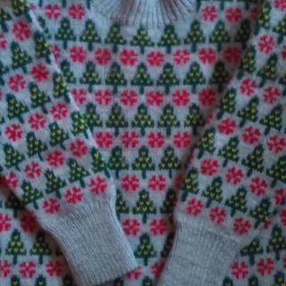子供服 ファミリア セーター 6~7才用
