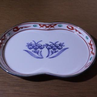 九谷焼の皿
