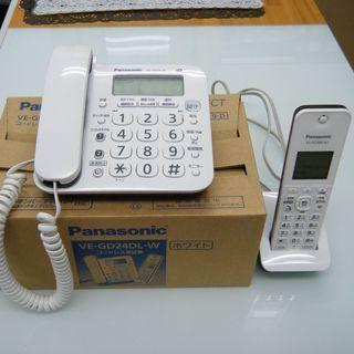 パナソニックのコードレス電話機 3000円 只今、商談中