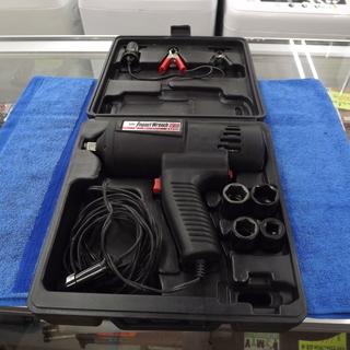 BAL 電動式インパクトレンチ DC12V シガーソケット電源 札...