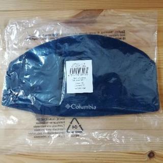 新品未開封 Columbia フリース 帽子