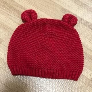 GAP♡くまさんニット帽