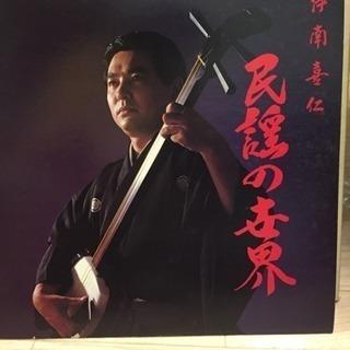 民謡  LPレコード5枚
