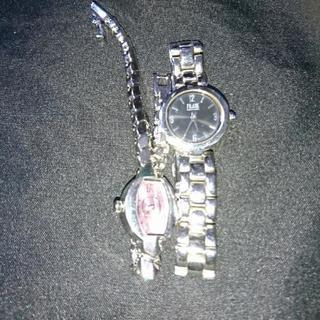 女性用腕時計二点