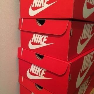 ナイキの靴箱【空】