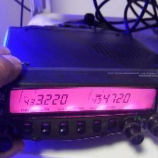 無線機とオマケハード😊ナビ✴7インチ