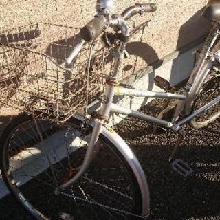 自転車 ジャンク 差し上げます。
