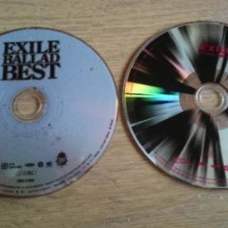 【まだ受け付けてます】EXILE CD