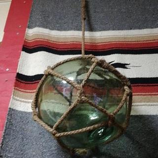 ガラス浮き玉 大玉