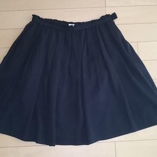 プーラフリーム pour la frime スカート 膝丈 Mサイズ