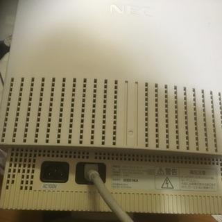 NEC CRTディスプレィDV17