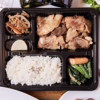 スタミナ満点焼肉弁当!大阪都島で弁当 お昼限定でやってます。