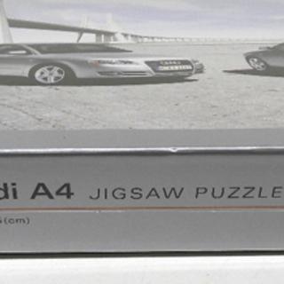 新品 アウディ New Audi A4 ジグソーパズル 1000ピース 完成サイズ 50×75 ☆ PayPay(ペイペイ)決済可能 ☆ 札幌市 清田区 平岡 - 札幌市