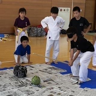 神戸市空手教室 神戸市立中央体育館 水 18時30-21時 ちばる - 教室・スクール