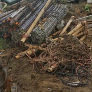 漁網 ロープ