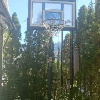 バスケットゴール 屋外用