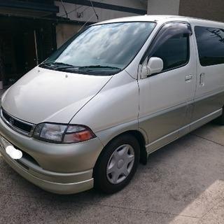 トヨタ/グランビア/1KZ ディーゼル/ ハイエース