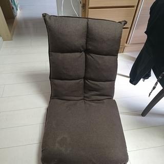 座椅子(多少難ありですが・・・)