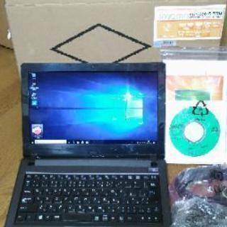 郵送可★11型1.3kg/Win10/メモリ4G/SSD64GB+...