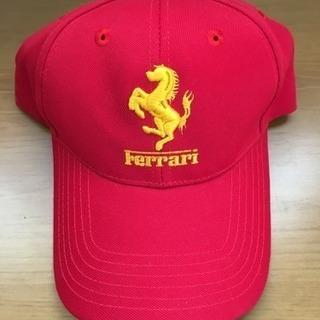 【不定期投稿】Ferrari キャップ(赤)