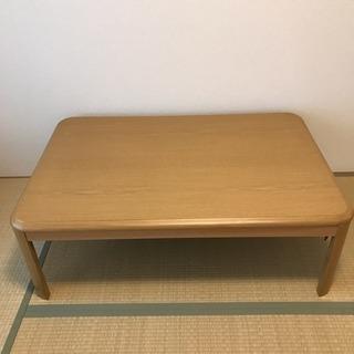 大きめこたつテーブル(80×120)