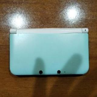 値下げしました。3DS LL ソフト3本付きいかがですか?