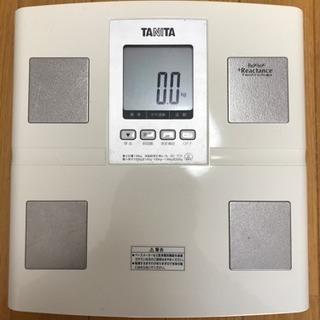 タニタ 体組成計