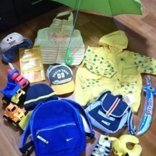 幼児☆NIKEリュック、ミッキー冬帽子、おもちゃ等あと14点