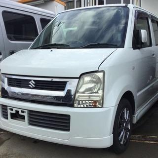 岐阜 ワゴンR FX  2年車検付 支払総額160,000円