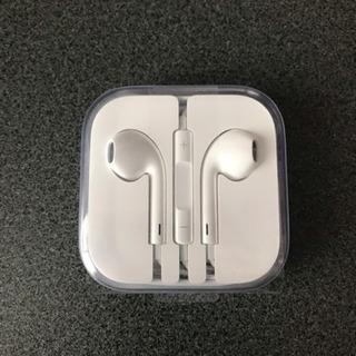 iPhone純正イヤホン 新品未使用