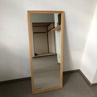 IKEA 姿見鏡 差し上げます