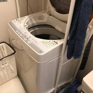 2019年2月のお譲り 洗濯機