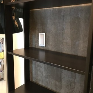 IKEA シェルフ 収納家具 2つセット