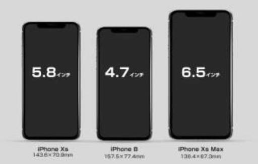 iPhoneXSMAX iPhone液晶iPhone画面iPhoneフロントパネルiPhoneガラス ...