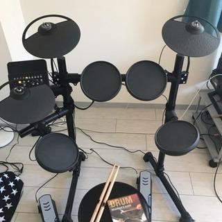 美品✴︎YAMAHA  電子ドラム DTX400K