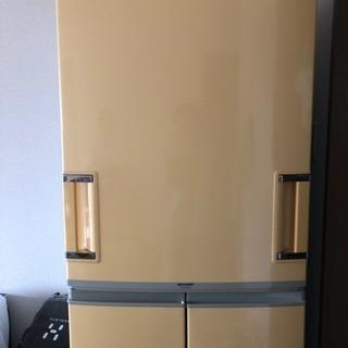 冷蔵庫 400L SHARP