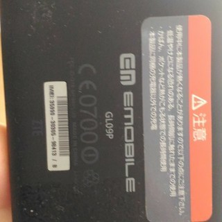 Pocket WiFi GL09P Elecom