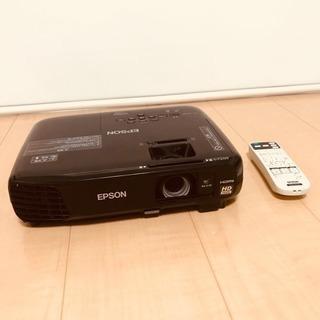 エプソン プロジェクター EH-TW410 HDMI 8m付き
