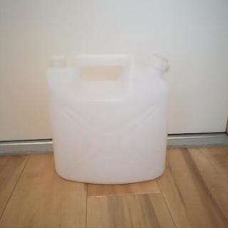 タンク 貯水 入れポリ容器 災害対策