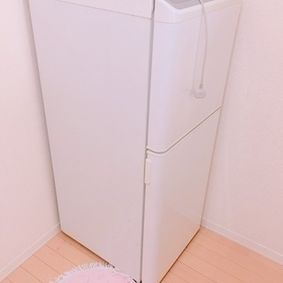 TOSHIBA 東芝 冷蔵庫、おまけ食器乾燥機