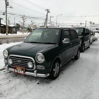ミラジーノ4WD ターボ 検H31.12
