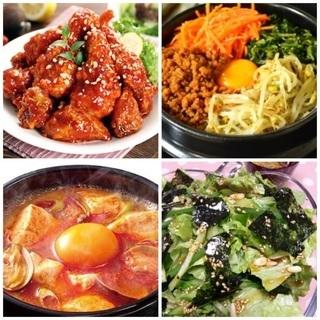 ✨🌈🇰🇷コリアンキッチン🇰🇷🌈✨みんなで韓国料理をたべよーう(๑>...