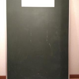レアです。黒板!チョークアートにも